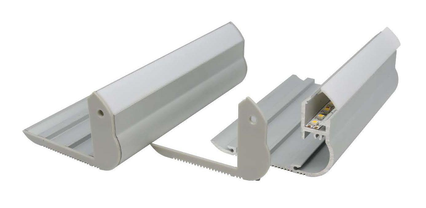 Aluminium Stair Profile