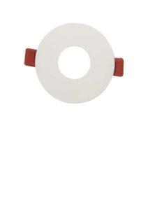 F801R round pinhole downlight frame