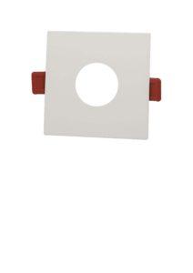 F801S square pinhole downlight frame
