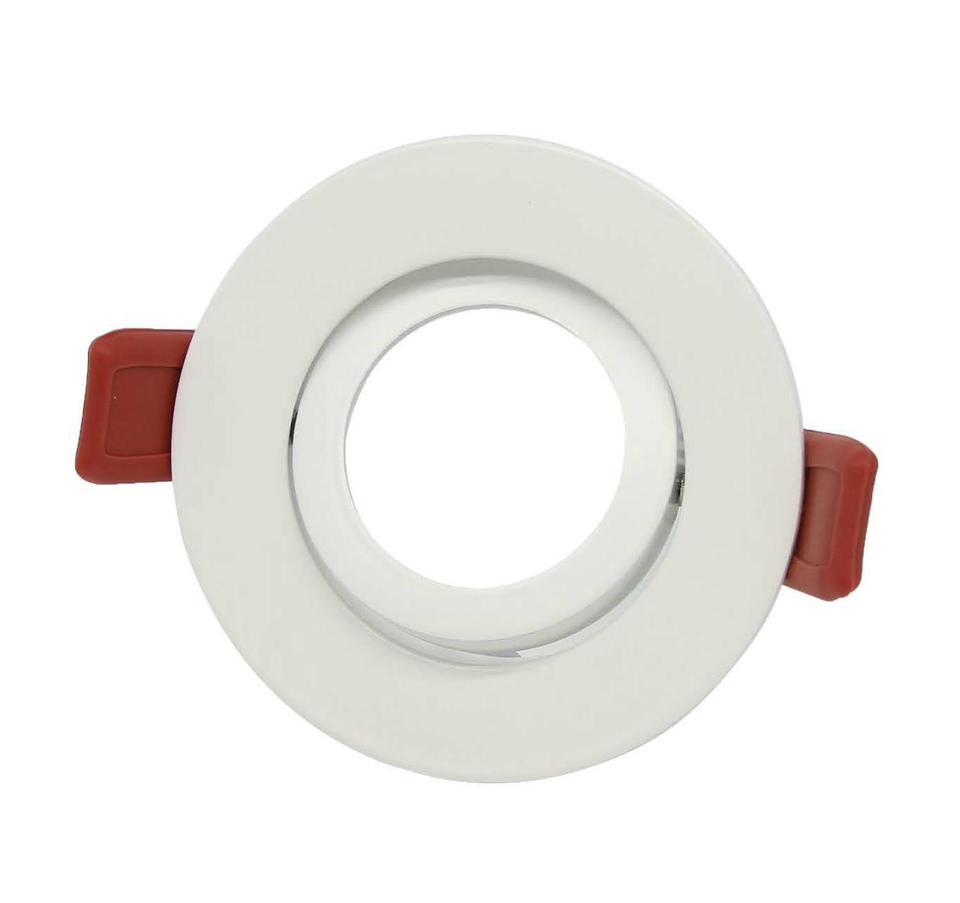 round tilt downlight frame