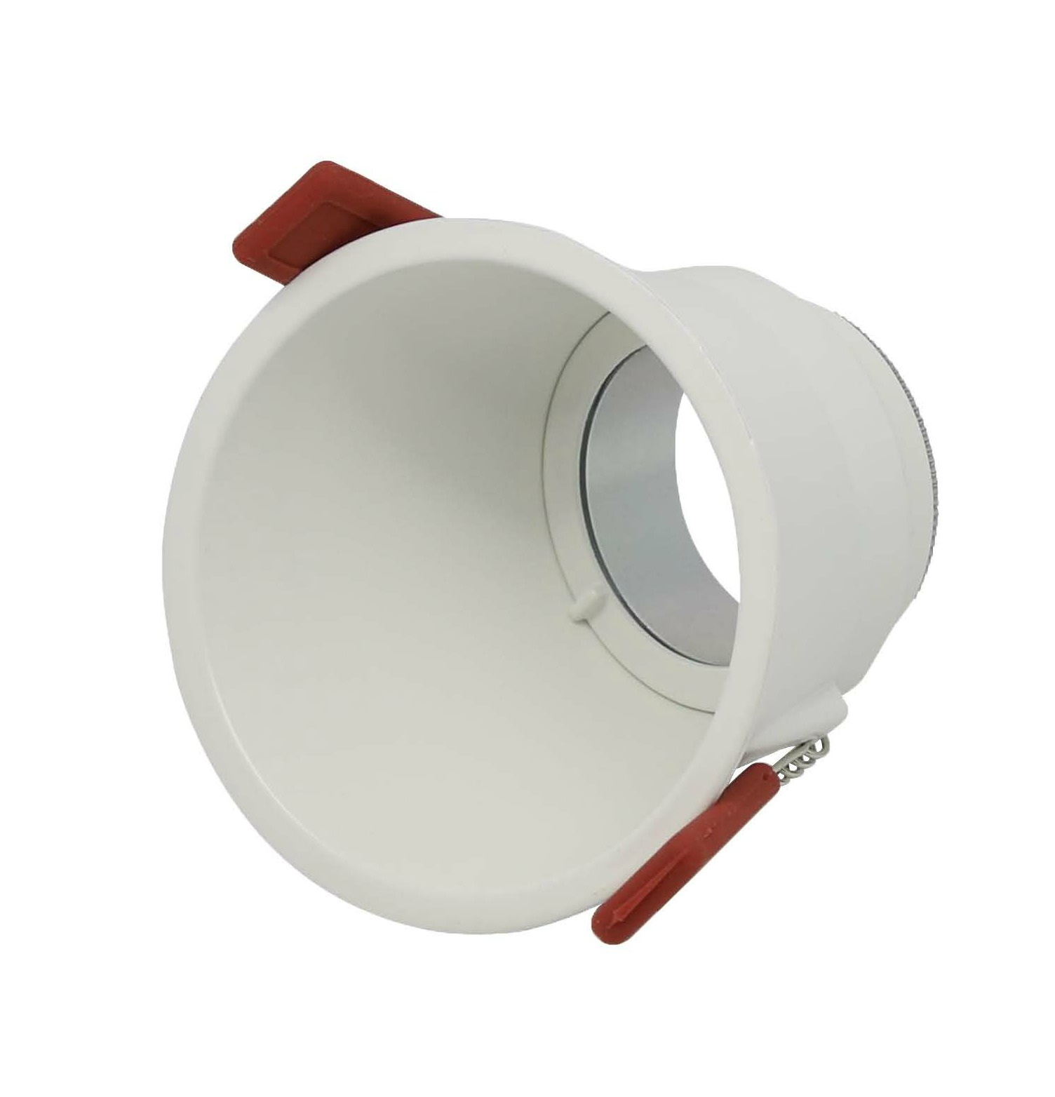 round wall downlight frame