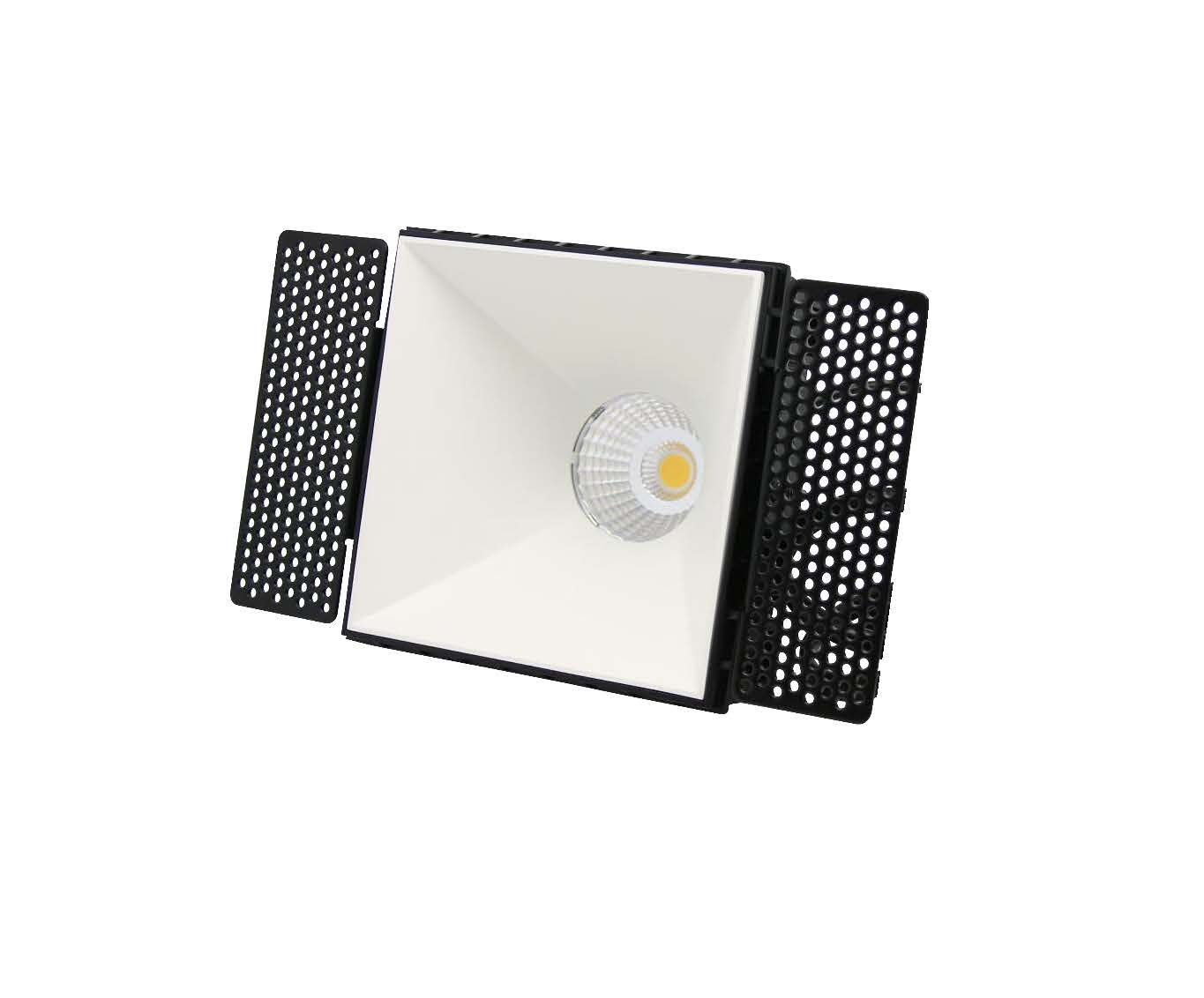 T315 Square Trimless Downlight