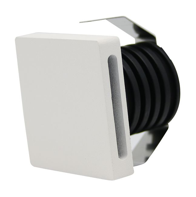 LED Outdoor Lights 0459 Square LED Wall or Step Light