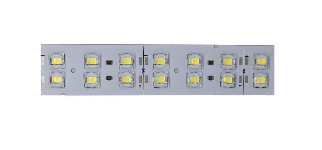 LED Rigid Bar 30W with lens