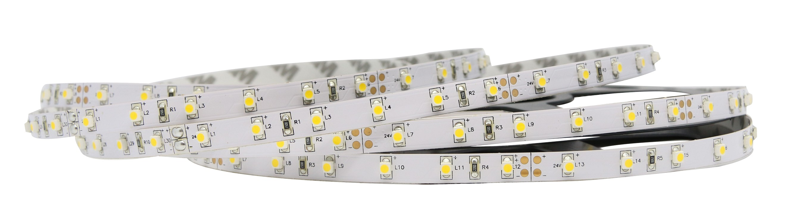 LED Striplight S241-High-Performance-24V-4.8W