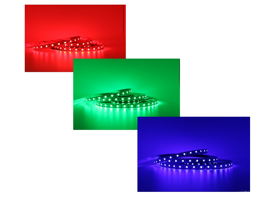 LED Striplight S3528-WP-12V-colour