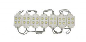 LED quad backlight