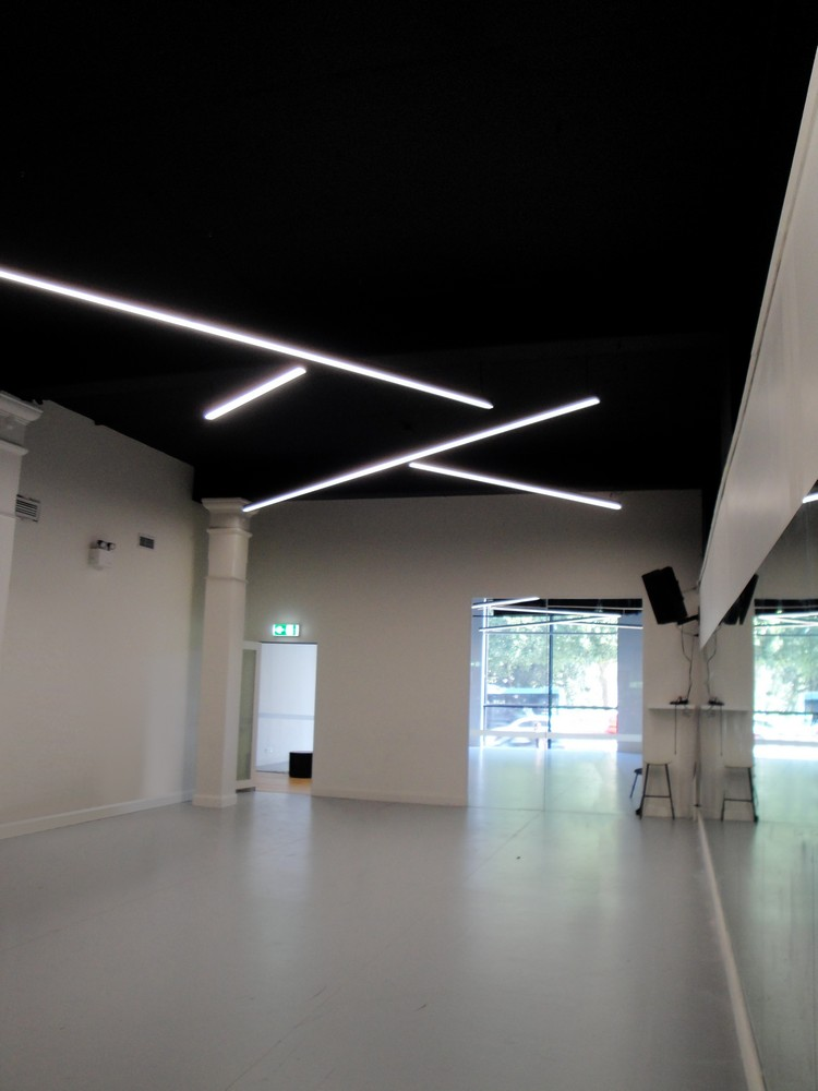 Dance studio led lighting at ampa sydney ideal led aloadofball Images