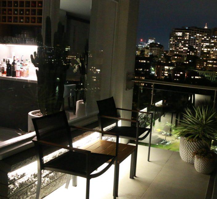 led lighting outside
