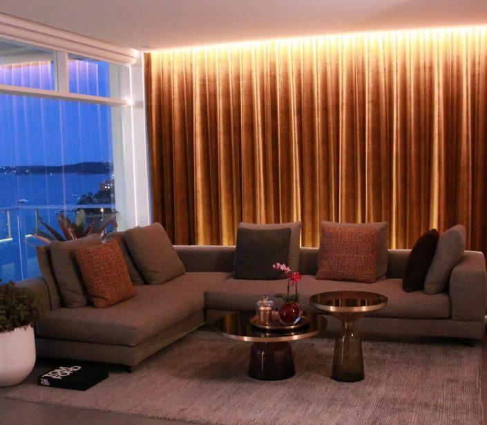 lounge LED lighting